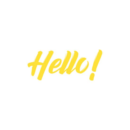 Logo Hello !