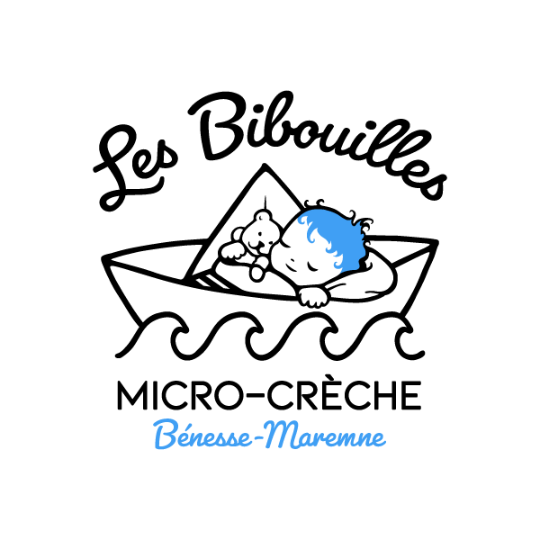 Logo les Bibouilles, micro-crèche