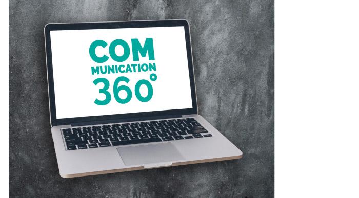 slider COMMUNICATION 360°
